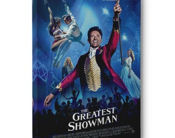 The Greatest Showman, Canvas HD, Movie Poster, #2