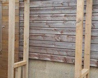 Oak Cottage Style Porch & Stilts