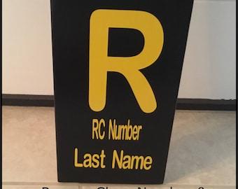 Army Ranger Wood Sign