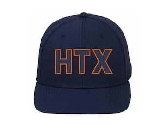 GO ASTROS! HTX Snapack Houston Hat   Embroidered Trucker Hat, Houston Strong, Houston Astros Baseball World Series, Houston Baseball Cap