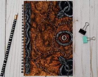 Hocus Pocus Writing Journal,  Spell Book Notebook, Bullet Journal, Planner, Spiral Notebook, Sketchbook