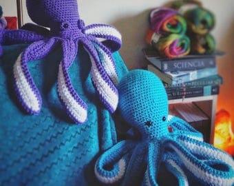 Louis the Octopus plush