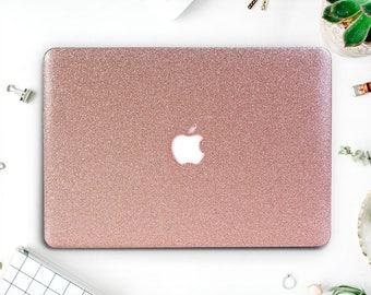 Glitter Macbook 15 Case Macbook 2017 Case Silver Laptop Case Macbook Hard Case Macbook Air Glitter Macbook Air 13 Macbook Pro 2016 AMM2064