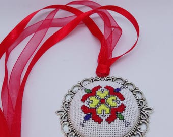 Pendant with Bulgarian Elbetica