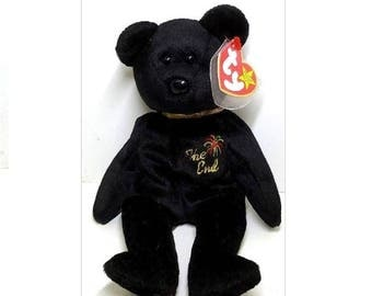 Ty Beanie Babies The End Bear