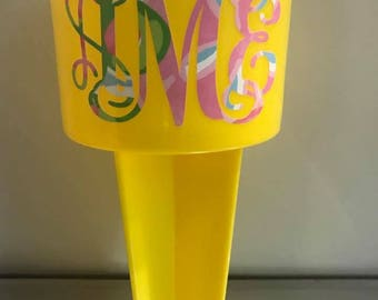 Beach Spiker Drink Holder Sand Spike Personalized Monogrammed