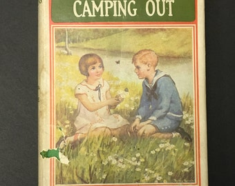 The Bobbsey Twins- Camping Out