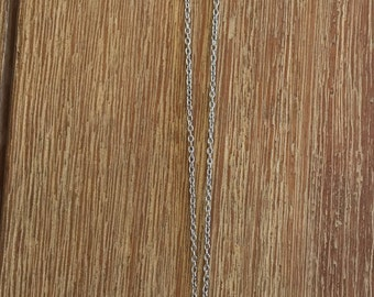 Quarter Coin Chain Necklace