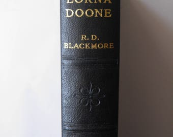 Lorna Doone by R.D. Blackmore 1933 Daily Express Hardback