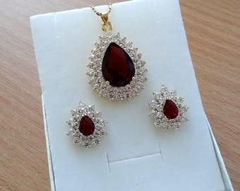 Wedding jewelry set bridal jewelry set crystal jewelry wedding set gift crystal wedding jewellery set bridal set wedding necklace bridal jm1