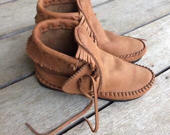 Light Brown leather EU38 UK5