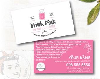 plexus Business Card, New slim, Pink Drink, Pink Drink Update, plexus Swag