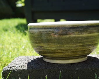 Artisan Ceramic Bowl