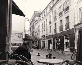 Has a Parisian Café: j Rivory photo