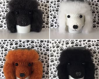 Standard Poodle Gift, Poodle Rescue, Coffee Mug Cozy, Standard Poodle, Doggy Mom, Dog Mama, Poodle Family, Poodle Gifts, My Kids Have Paws