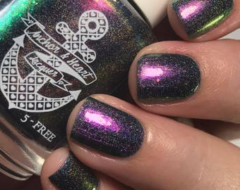 PREORDER ~ Time Traveler ~ Multichrome Holo Nail Polish