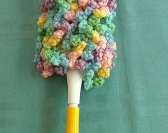 swiffer duster cover