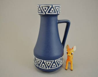 Vintage vase / Schlossberg / 283 20 | West Germany | WGP | 60s