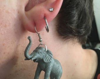 Elephant Earring(s)