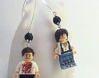Toy earrings.