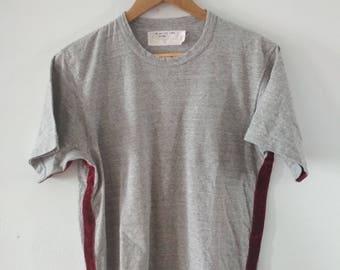 Rare Vintage COMME des GARCONS Homme Tshirt Size M Made in Japan
