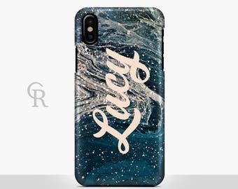 Personalised iPhone 8 Case For iPhone 8 iPhone 8 Plus - iPhone X - iPhone 7 Plus - iPhone 6 - iPhone 6S - iPhone SE - Samsung S8 - iPhone 5