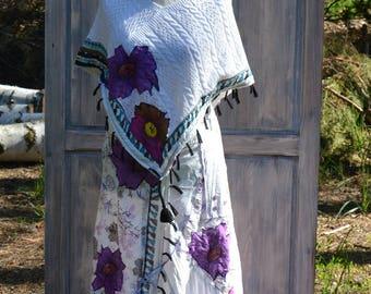 Women wool poncho free size Ponchos boho poncho, womens poncho, bohemian poncho, womens wrap, hippie poncho, womens cape, shawl