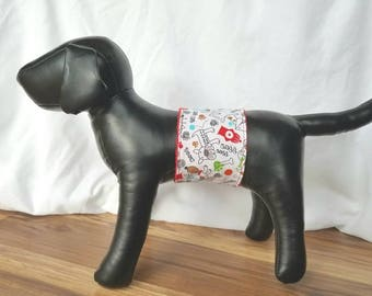 Belly Band for Male Dogs- Belly band for dogs-male dog diapers