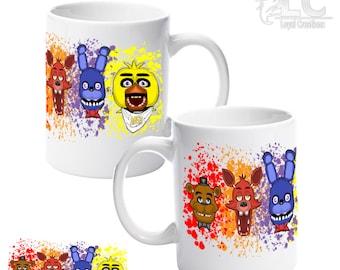 Five Nights At Freddy's Mug
