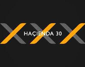 Hacienda 30th Birthday Poster