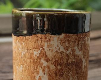 WildWood mug nr 201 handmade ceramic