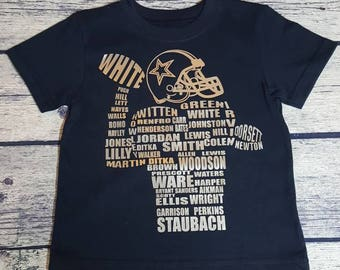 Dallas Cowboys Toddler Shirt, Toddler Football Shirt, Toddler Game Day Shirt, Toddler Cowboys Shirt, Texas Football Shirt