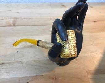 Corn cob pipe vintage dr grabow