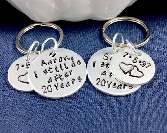 20 Year Anniversary Gift 20th Anniversary Gift For Men 20th