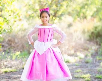 Sleeping Beauty/ Princess Aurora/ Princess Aurora dress/ sleeping beauty costume/ sleeping beauty dress