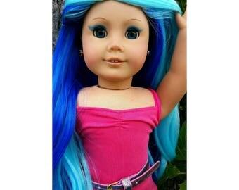 Ooak Custom American Girl Doll Kalliope