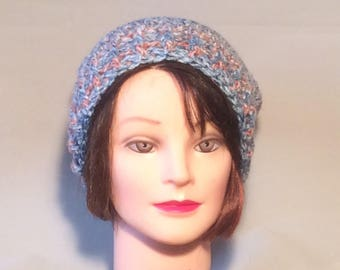 Ladies Slouch Hat >> Woman's Hat >>  Winter Hat  >> Fashion Hat >> Beanie >> Chunky Hat