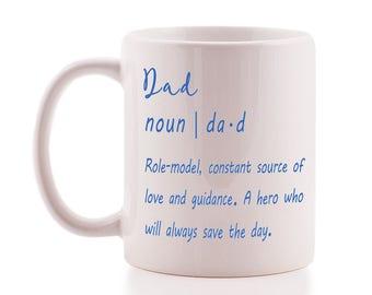 Cute 'Dad' Definition Mug