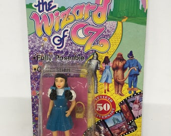 Wizard of Oz 50th anniversary Dorothy with toto MOC old stock gorgeous see all our oz toys