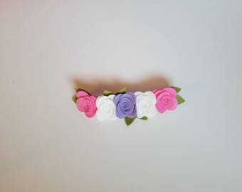 5 Sophie Bloom Flower Crown