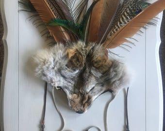 Wolf Headdress
