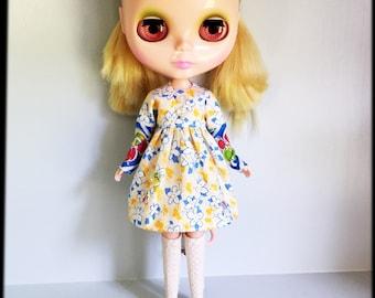 Good Day Sunshine dress for Blythe