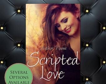 75% SALE Scripted Love Pre-Made eBook Cover * Kindle * Ereader Cover