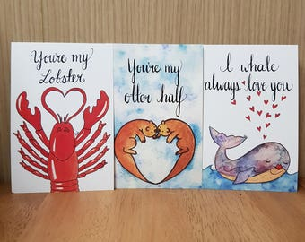 Lovely Sea Creatures