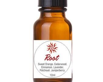 InLaKesh Aromatics Root Chakra Essential Oil Blend