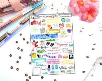 XOMAMAPLANS Sampler | Perfect for any planner