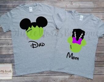 Disney Family Shirts   Matching Disney Shirts   Disney Halloween Shirts   Halloween Disney Shirts