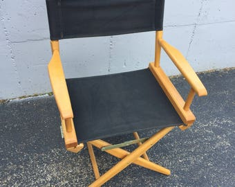 Perfect Directors Chair Telescope Folding Chair In Original Form