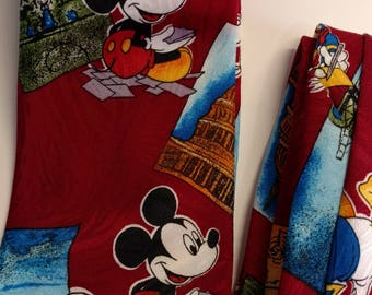 Vintage Mickey Unlimited Necktie