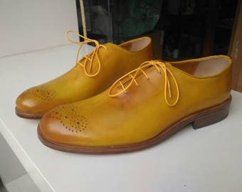 Hand Made Men's Shoes